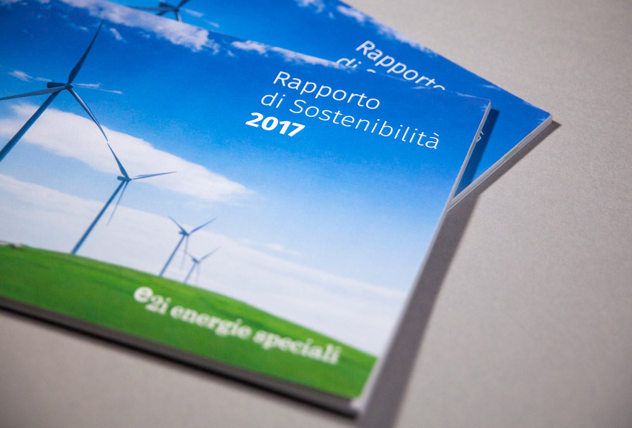 E2i energie speciali, 2017 Sustainability Report