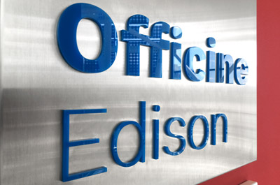 Edison,  Edison Lab Center (Officine Edison)